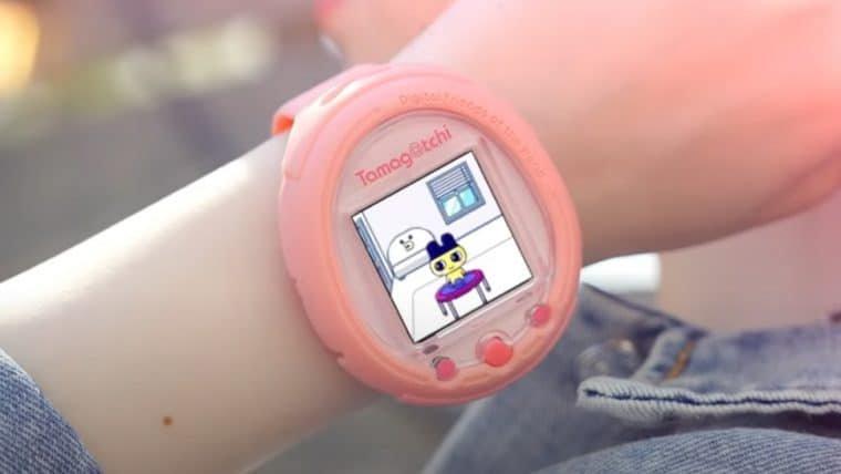 Tamagotchi vira smart watch em comemoração aos 25 anos do primeiro modelo