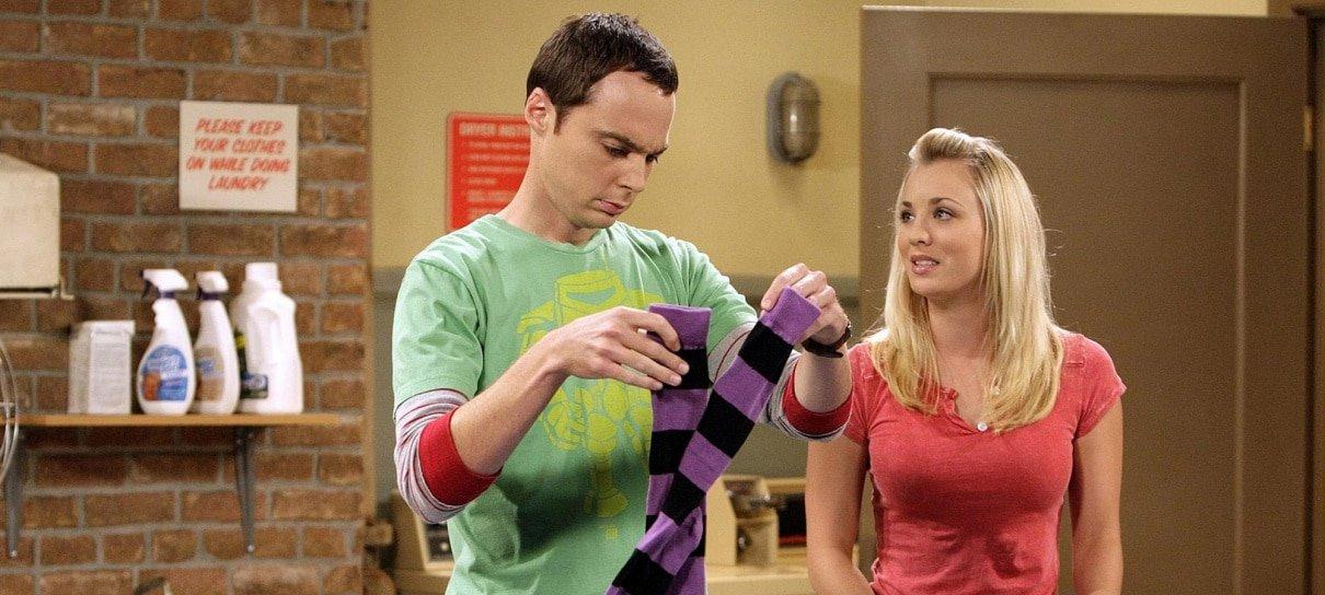 Fãs de The Big Bang Theory relembram cena icônica sempre que encontram Kaley Cuoco