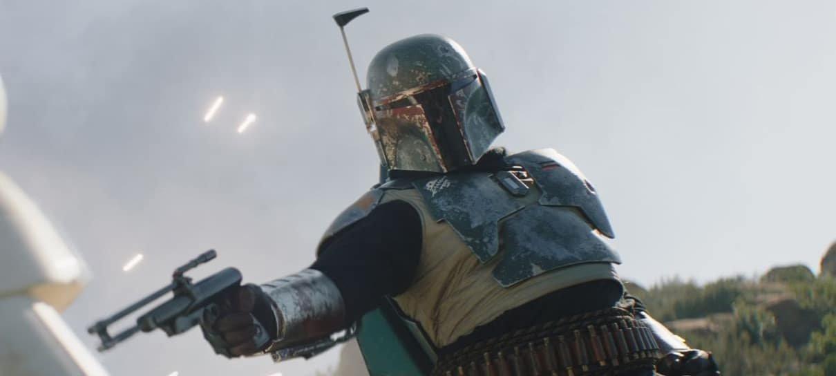 Gravações de The Book of Boba Fett, nova série de Star Wars, chegaram ao fim