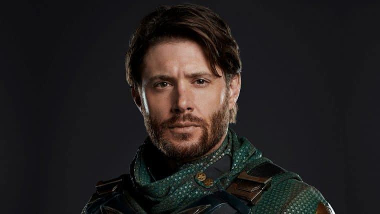 Arte conceitual revela detalhes do traje de Jensen Ackles em The Boys
