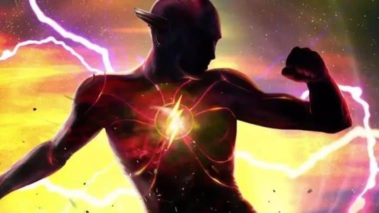 Foto dos bastidores de The Flash revela parte do novo uniforme do herói