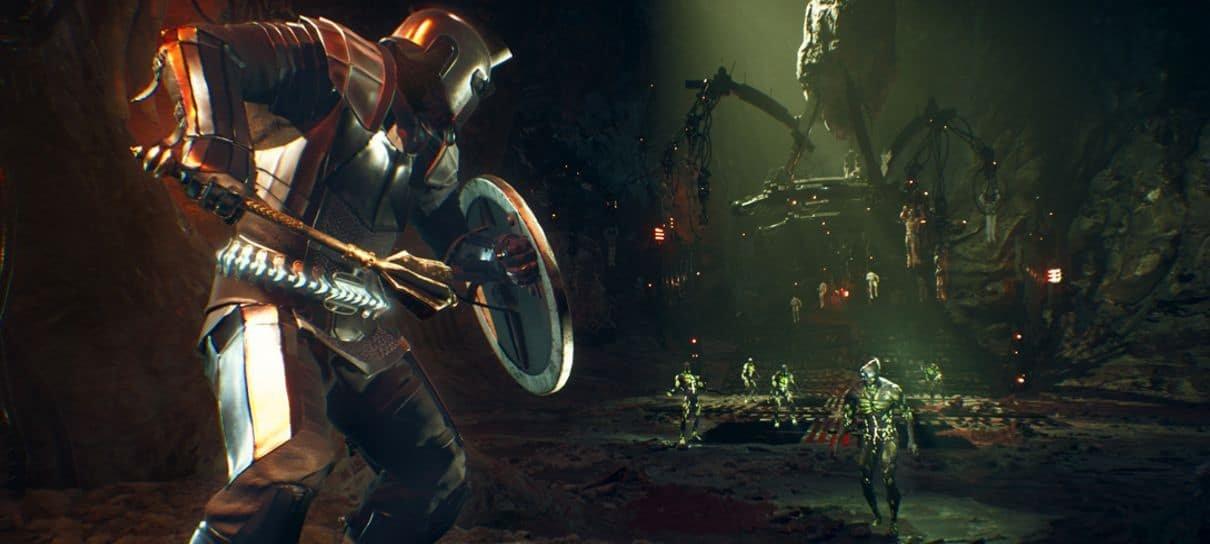 The Last Oricru, RPG de ação com dificuldade desafiadora, é anunciado