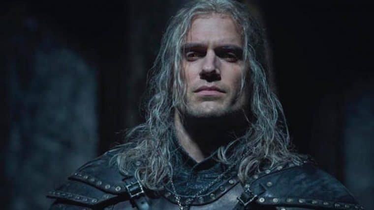 Teaser da segunda temporada de The Witcher foca em Geralt