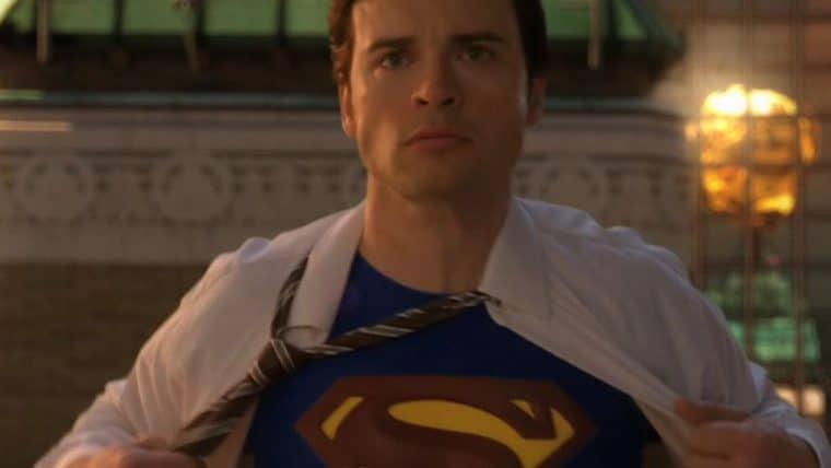 Tom Welling está trabalhando em uma continuação para Smallville em animação