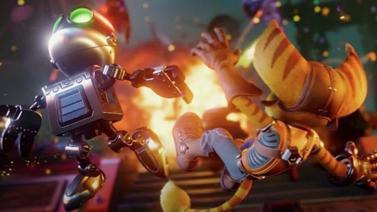 Trailer de Ratchet & Clank: Em Uma Outra Dimensão destaca evolução dos jogos da franquia