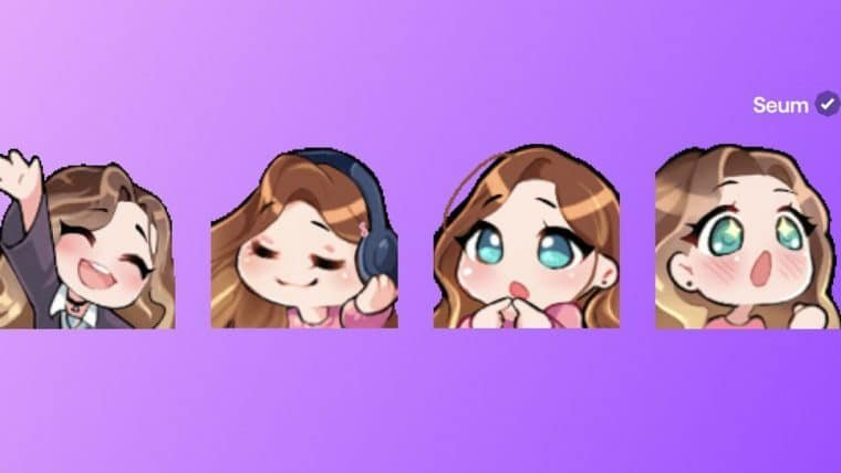 Twitch vai implementar emotes animados no chat
