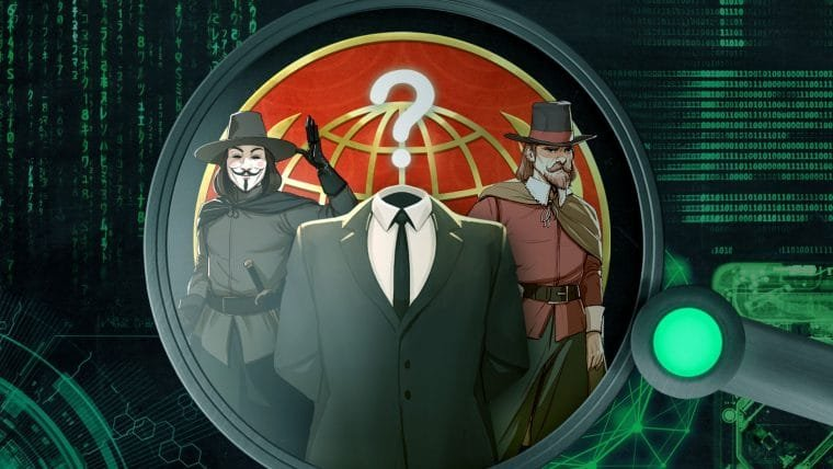 Hackers: Anonymous