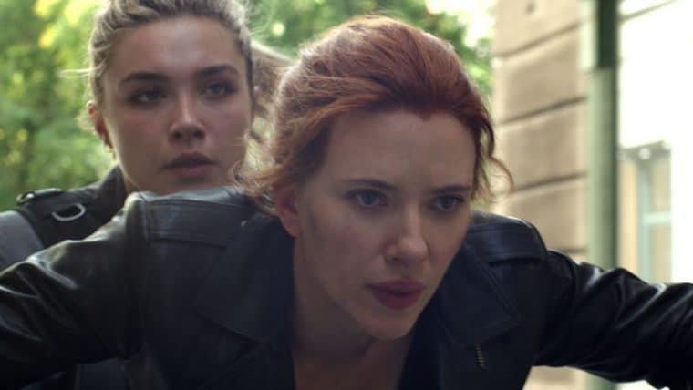 Viúva Negra é atacada em cena do filme; confira