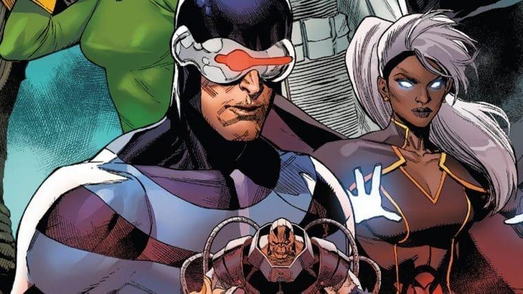 X-Men recebem Kevin Feige e George R.R. Martin em HQ com arte do brasileiro Lucas Werneck