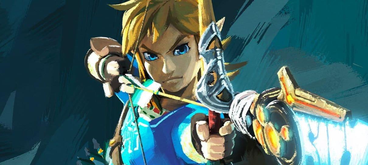 Xororó conserta miniaturas de Sonic e Zelda em vídeo de aquecer o coração
