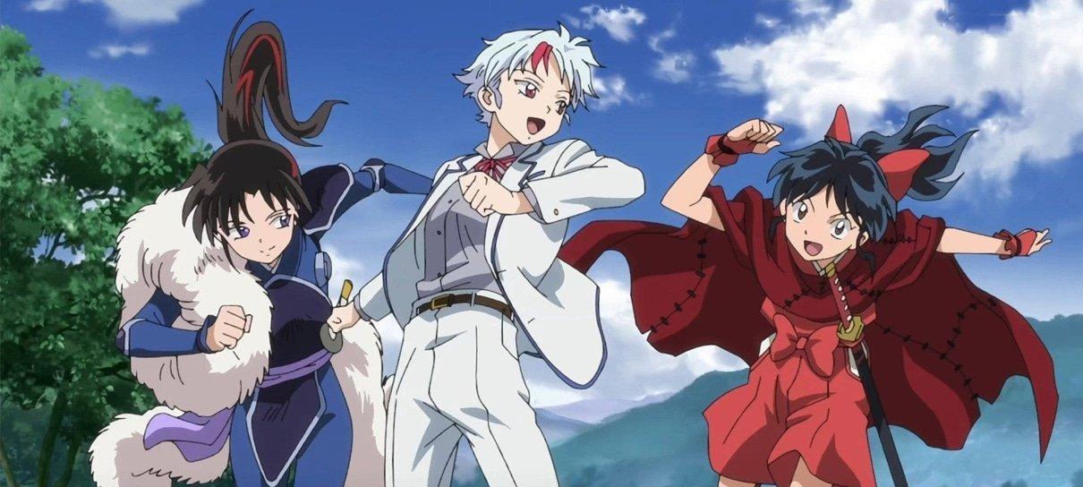 Segunda temporada de Yashahime, derivado de Inuyasha, ganha data de estreia