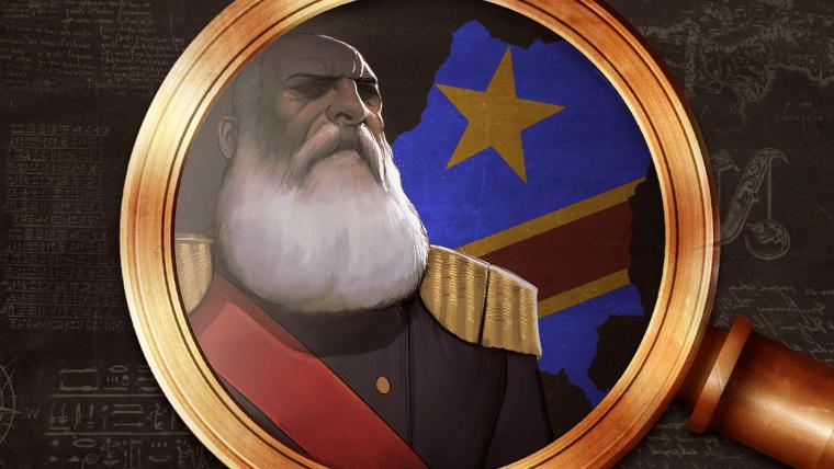 Congo e o rei Leopoldo II da Bélgica