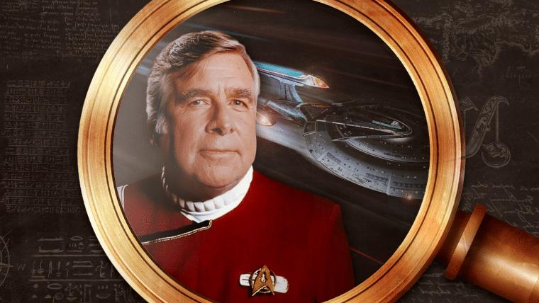 A vida de Gene Roddenberry, o criador de Star Trek