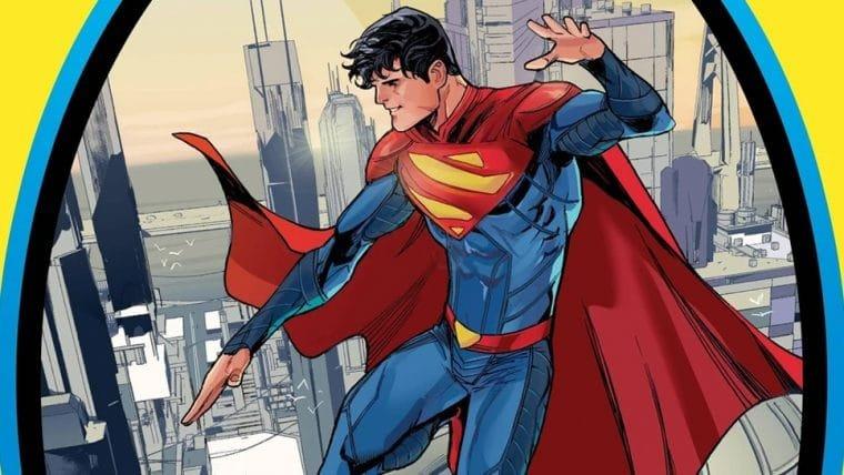 Superman começa a se questionar sobre desigualdade e mudanças climáticas em nova HQ