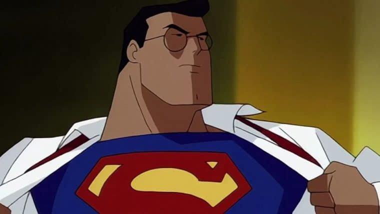 Animações do Superman entram para o catálogo da HBO Max
