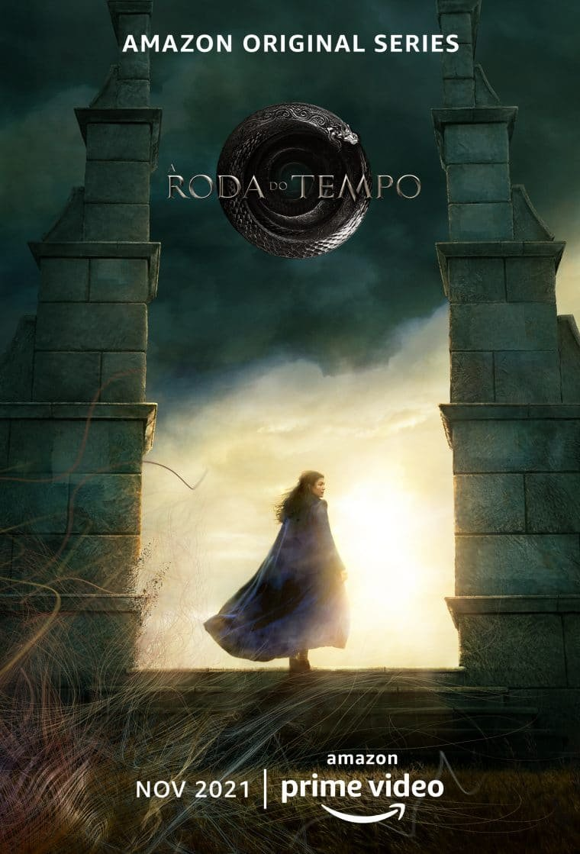 Cartaz da série A Roda do Tempo (Divulgação/Amazon)