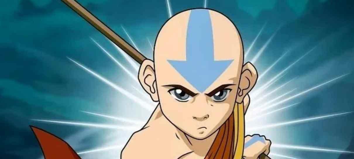 Atleta faz homenagem a Avatar: A Lenda de Aang durante Jogos Olímpicos de Tóquio 2020