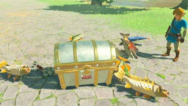 Após quatro anos, baú impossível de Zelda: Breath of the Wild é finalmente aberto