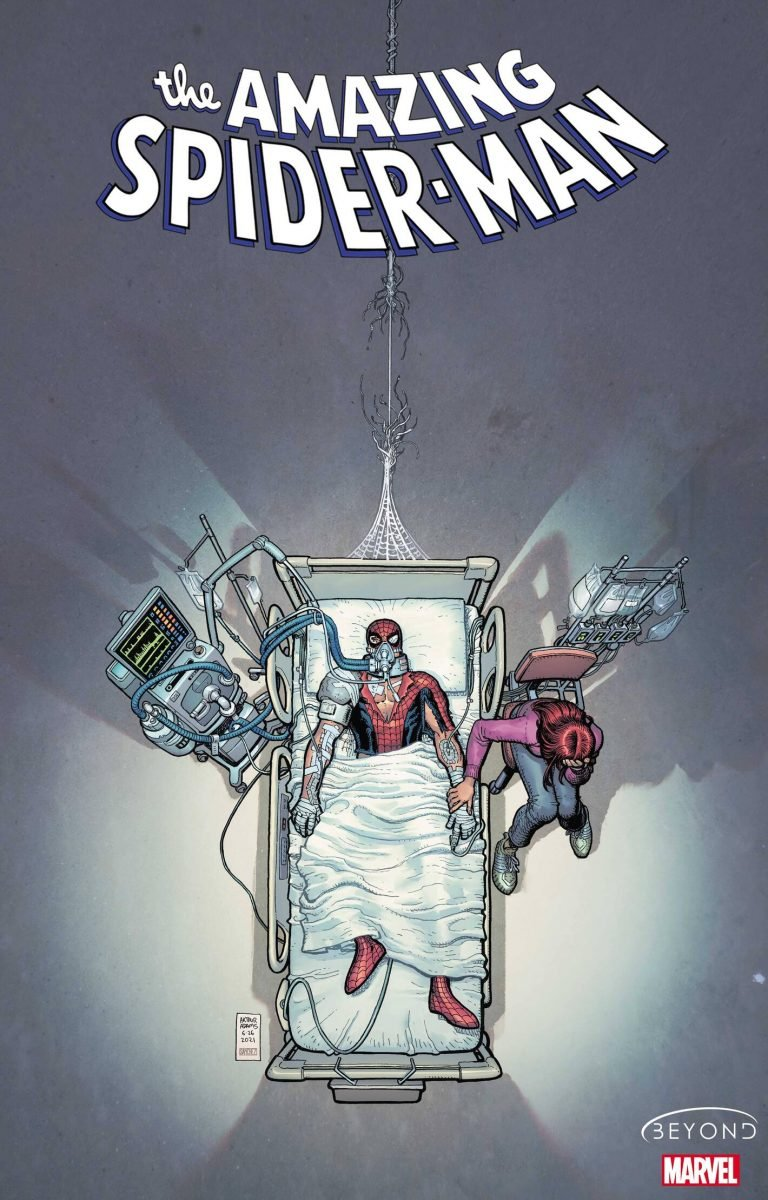 Capa da HQ The Amazing Spider-Man #75 (Divulgação/Marvel)