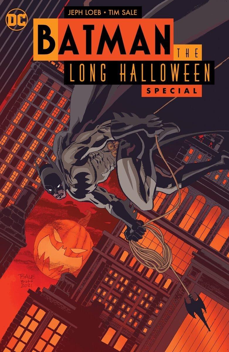 Capa de Batman: The Long Halloween Special (Divulgação/DC Comics)