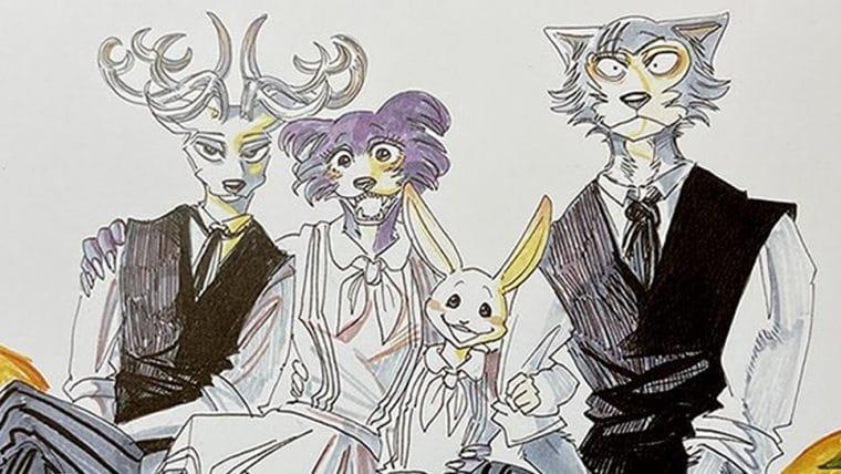 Beastars tem terceira temporada do anime confirmada