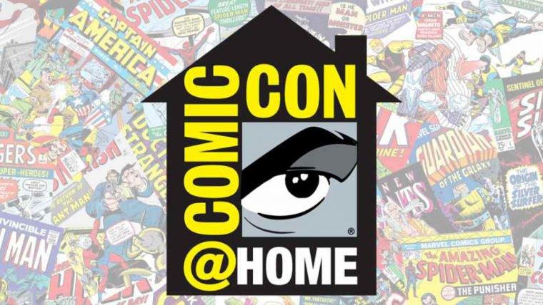 Confira a programação da Comic-Con at Home 2021, a versão online da SDCC
