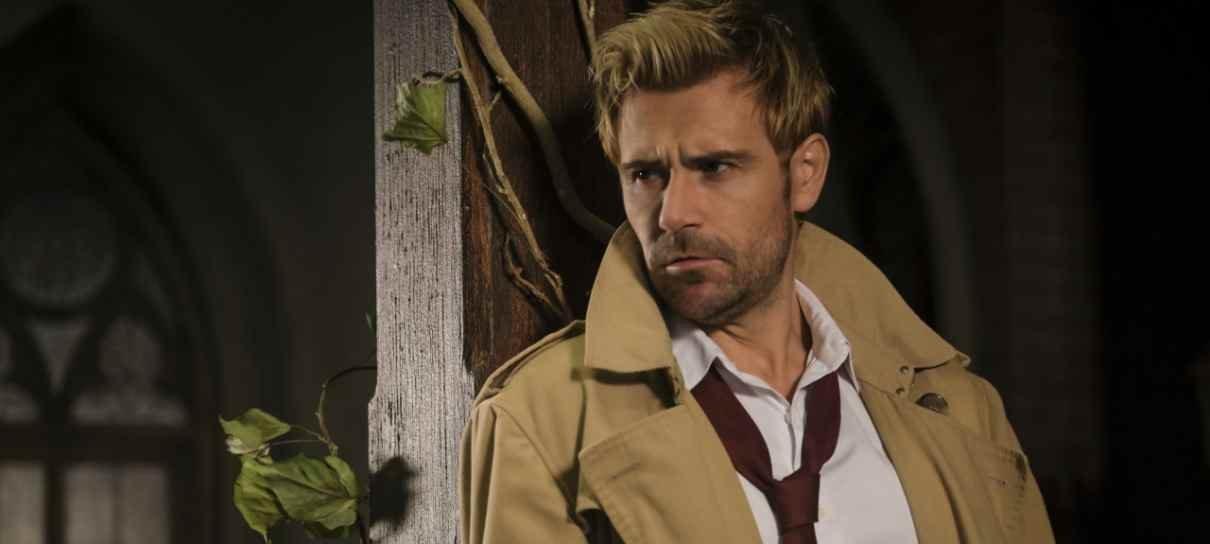 Matt Ryan não será mais John Constantine em Legends of Tomorrow, mas seguirá na série