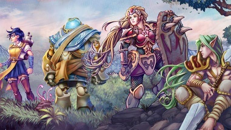 Demo gratuita de Reverie Knights Tactics, jogo do universo de Tormenta, já está disponível