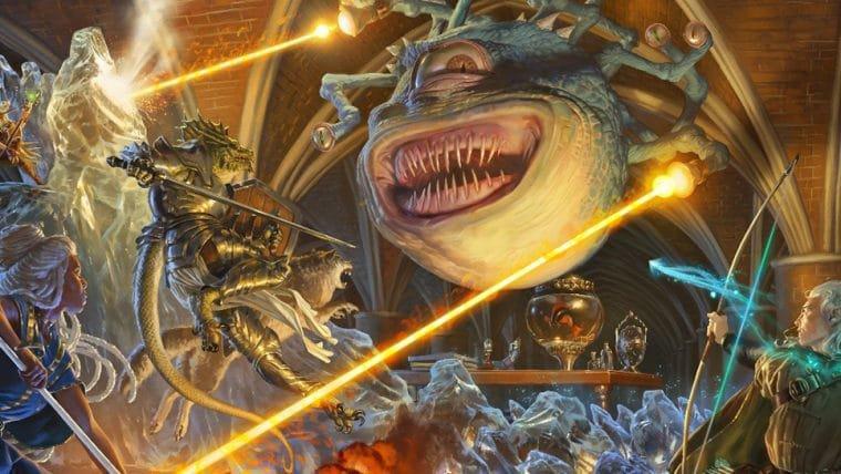 Coleção de Dungeons & Dragons será lançada para Magic: The Gathering em julho