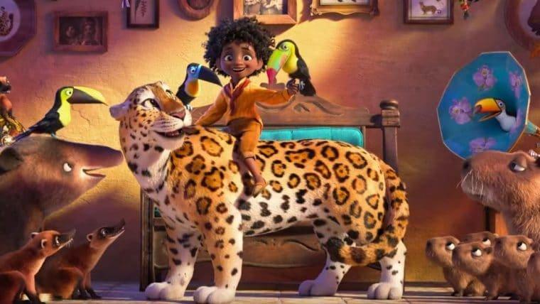 Confira o primeiro trailer de Encanto, nova animação da Disney