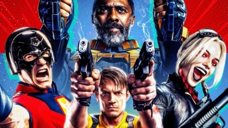 O Esquadrão Suicida está com 100% de aprovação no Rotten Tomatoes