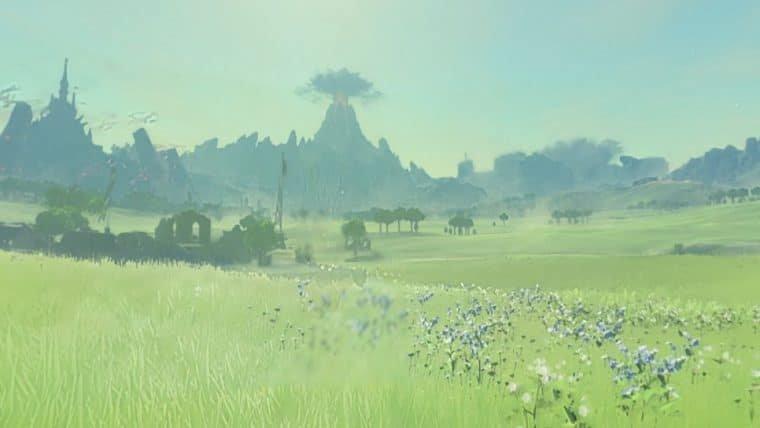 Fã cria modelo de Google Street Views do mapa de Zelda: Breath of the Wild