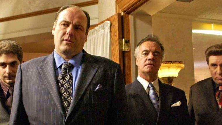 HBO pagou US$ 3 milhões a James Gandolfini, o Tony Soprano, para que recusasse The Office