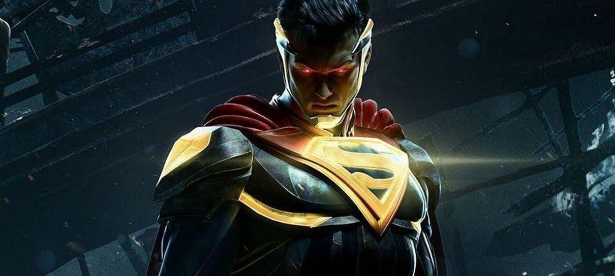 Filme animado de Injustice estreia no final de 2021; confira primeira imagem