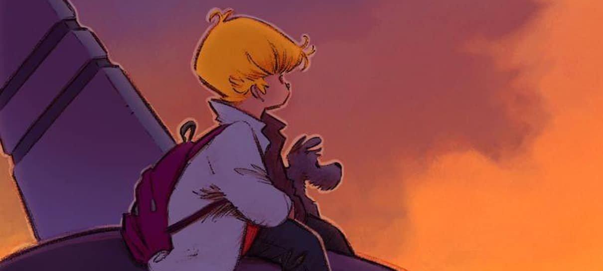 MSP revela título da graphic novel da Magali e data do Franjinha