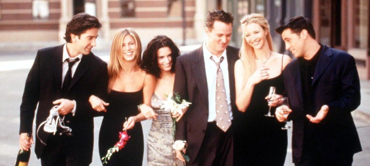Cocriadora de Friends fala sobre falta de diversidade da série
