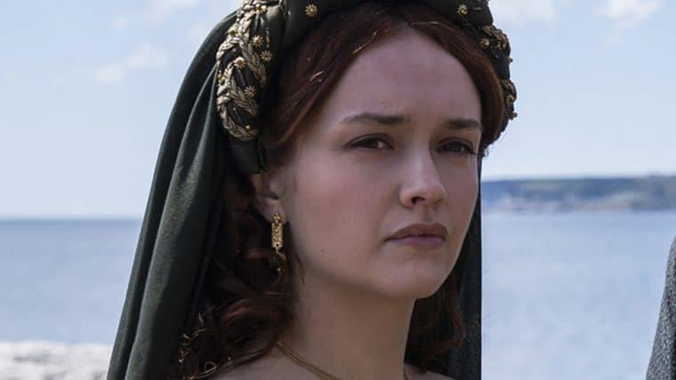 Olivia Cooke fala sobre sua personagem em House of the Dragon, derivado de Game of Thrones