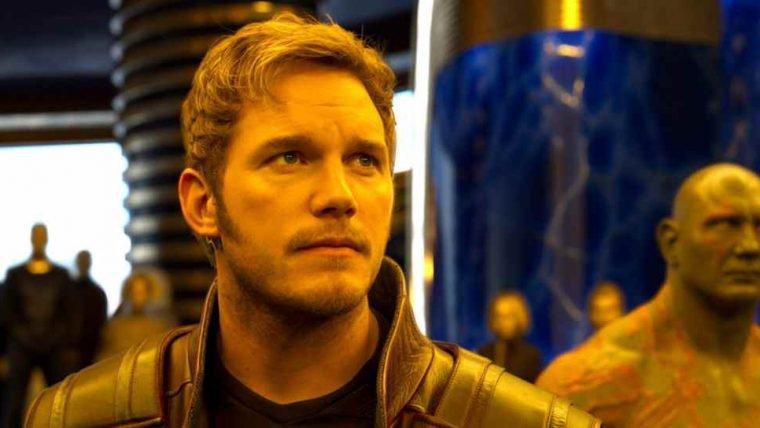 Guardiões da Galáxia 3 começa a ser gravado ainda este ano, diz Chris Pratt