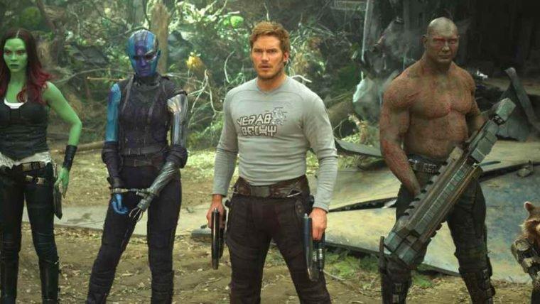 Roteiro de Guardiões da Galáxia 3 está pronto há 3 anos, revela James Gunn