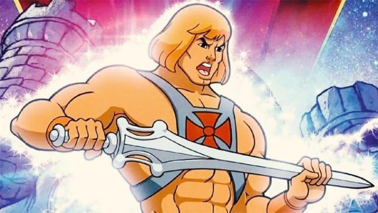 Cena do desenho clássico de He-Man (Divulgação/Filmation)
