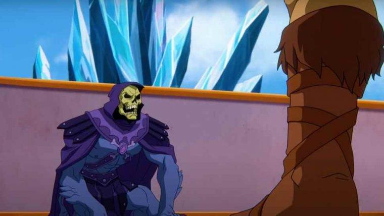 Mestres do Universo: Salvando Eternia ganha cena inédita com o Esqueleto; assista