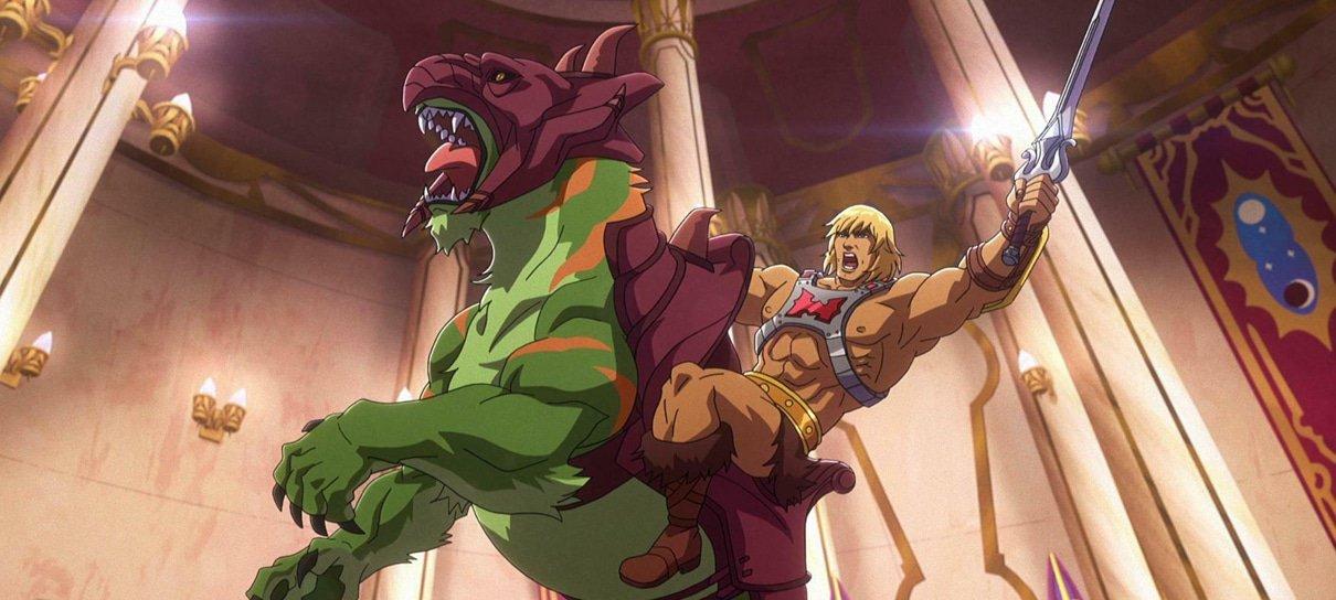 Live-action cancelado de He-Man seria focado na amizade com Gato Guerreiro, diz roteirista