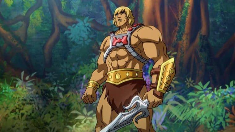 Mestres do Universo: Salvando Eternia, série do He-Man, ganha trailer emocionante