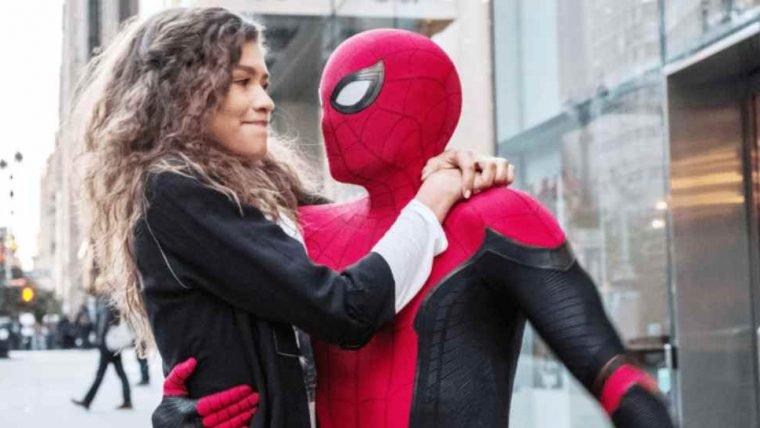 Zendaya não sabe se Homem-Aranha: Sem Volta Para Casa será o último filme do Teioso