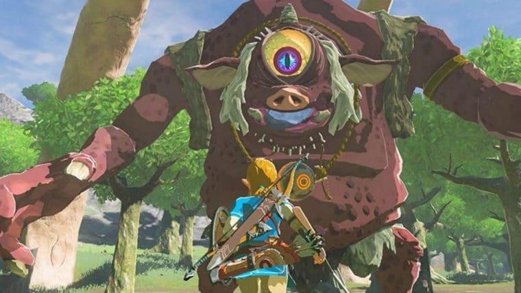 Homem é preso no Japão por vender Zelda: Breath of the Wild com mods