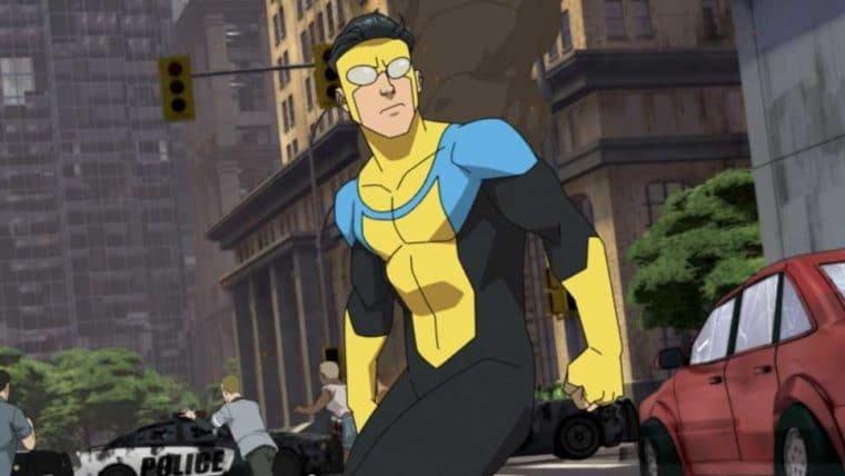 Robert Kirkman quer incluir histórias inéditas na série animada de Invincible