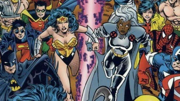 James Gunn discutiu possibilidade de crossover entre Marvel e DC nos cinemas