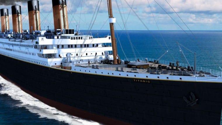 Jogador demora 15 anos para criar mod super detalhado do Titanic para o primeiro Mafia