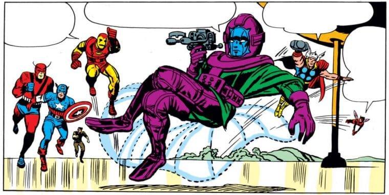 Cena da HQ Avengers #8 (Divlugação/Marvel)