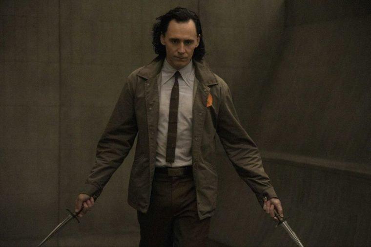 Tom Hiddleston em Loki (Divulgação/Marvel)